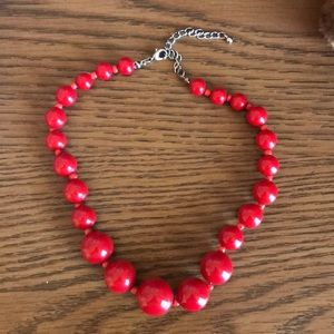 Jewelry - Red necklace